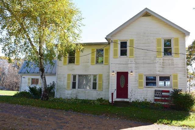 187 Decker Rd, Middleburgh, NY 12122 (MLS #201933346) :: Picket Fence Properties