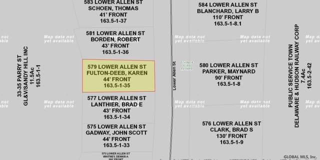 579 Lower Allen St, Hudson Falls, NY 12839 (MLS #201933350) :: Victoria M Gettings Team