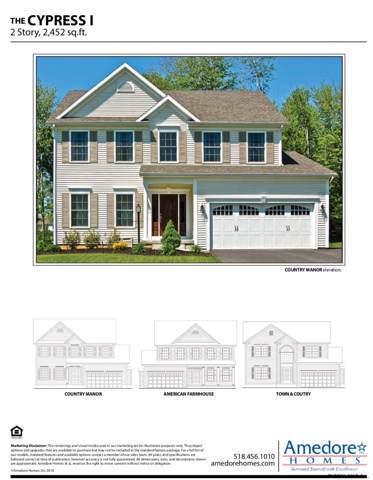 10 Heritage Way, Selkirk, NY 12158 (MLS #201934028) :: Picket Fence Properties