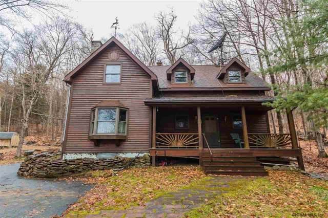 890 Old Piseco Rd, Piseco, NY 12139 (MLS #201934090) :: Picket Fence Properties