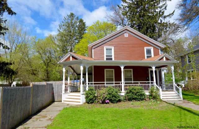 193 Broad St, Schuylerville, NY 12871 (MLS #201934272) :: Picket Fence Properties