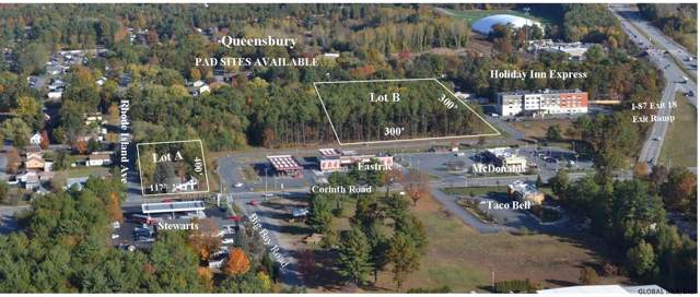 Lot A - 220 Corinth Rd, Queensbury, NY 12804 (MLS #201934303) :: Picket Fence Properties