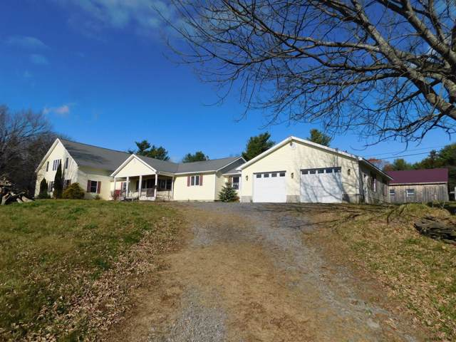 221 Greenbush Rd, Warnerville, NY 12187 (MLS #201934311) :: Picket Fence Properties