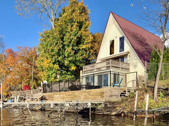 33 E Shore Dr, Kinderhook, NY 12184 (MLS #201934346) :: Picket Fence Properties