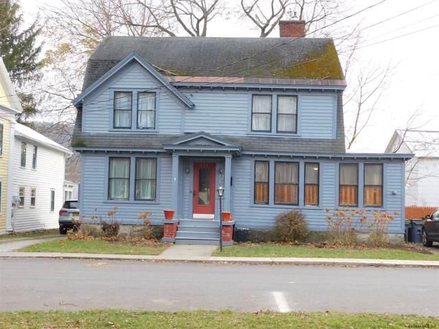 121 Park Place, Cobleskill, NY 12043 (MLS #201934675) :: Picket Fence Properties