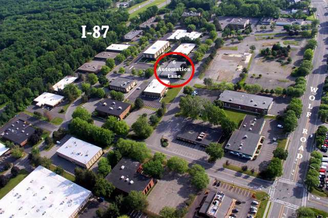 6 Automation La Suite 111 - 204, Colonie, NY 12205 (MLS #201934912) :: Picket Fence Properties