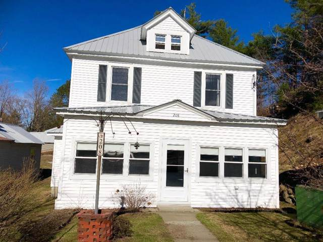208 Main St, North Creek, NY 12853 (MLS #201935083) :: Picket Fence Properties