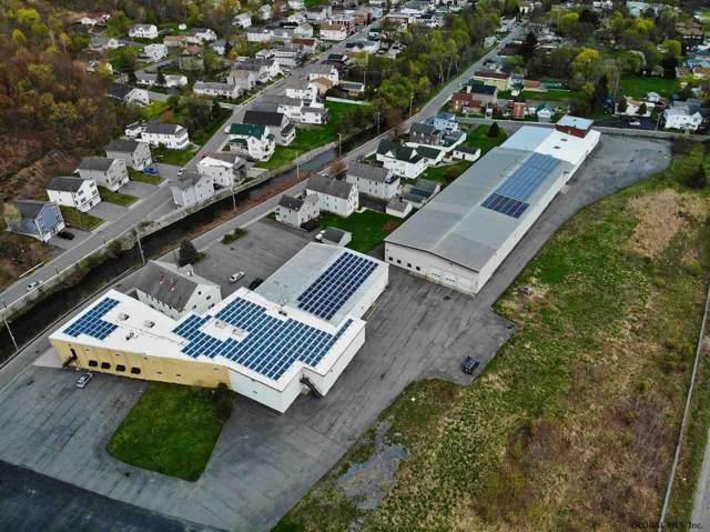 115 Round Lake Av, Mechanicville, NY 12118 (MLS #201935186) :: Picket Fence Properties