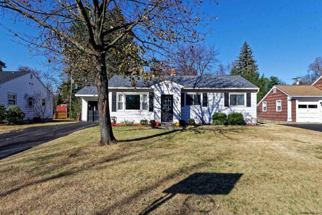 71 The Crossway, Delmar, NY 12054 (MLS #201935209) :: Picket Fence Properties