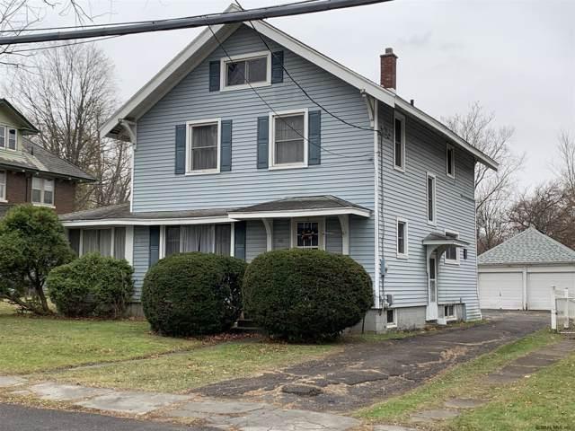 96 Birch St, Rensselaer, NY 12144 (MLS #201935240) :: Picket Fence Properties