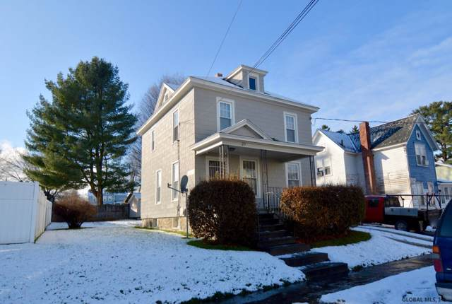 27 Whitmore Av, Johnstown, NY 12095 (MLS #201935250) :: Picket Fence Properties