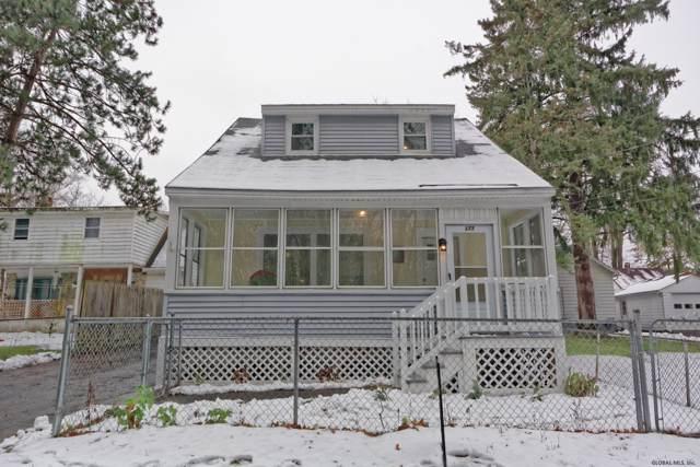 177 Colonial Av, Schenectady, NY 12304 (MLS #201935269) :: Picket Fence Properties