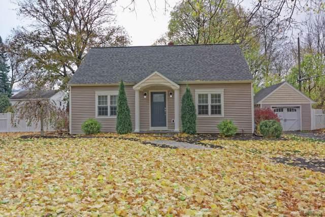 272 Osborne Rd, Loudonville, NY 12211 (MLS #201935350) :: Picket Fence Properties