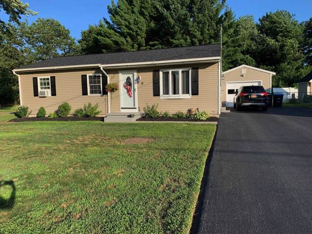 8 William St, South Glens Falls, NY 12803 (MLS #201935352) :: Picket Fence Properties