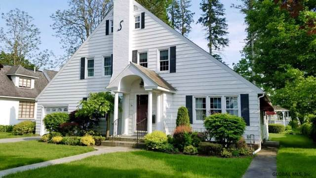 74 Fifth Av, Saratoga Springs, NY 12866 (MLS #201935449) :: Picket Fence Properties
