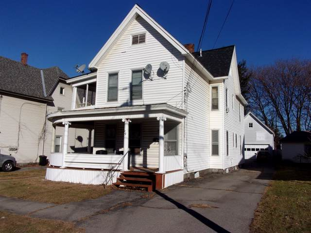 9 Seventh Av, Gloversville, NY 12078 (MLS #201935934) :: Picket Fence Properties