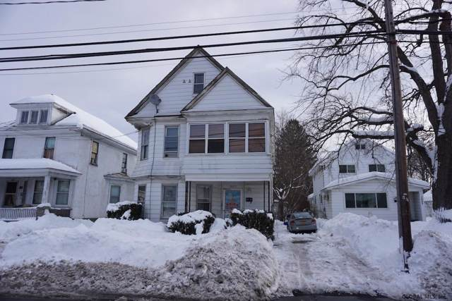 1023 Helderberg Av, Schenectady, NY 12306 (MLS #201935980) :: Picket Fence Properties