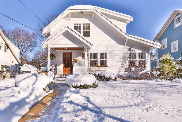 142 East Av, Saratoga Springs, NY 12866 (MLS #201936005) :: Picket Fence Properties