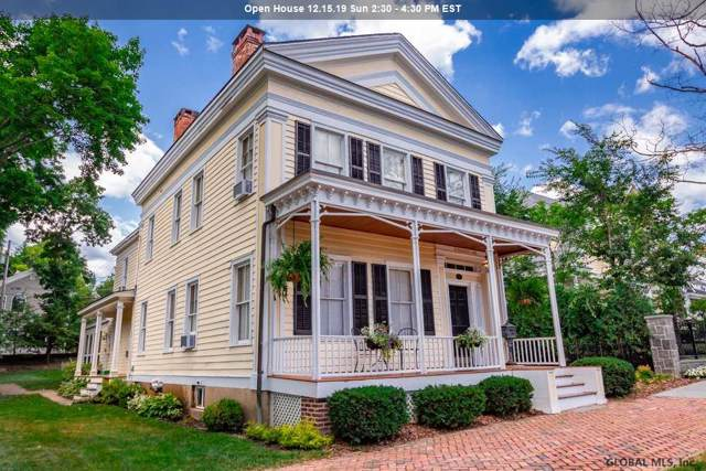 581 North Broadway, Saratoga Springs, NY 12866 (MLS #201936071) :: Picket Fence Properties