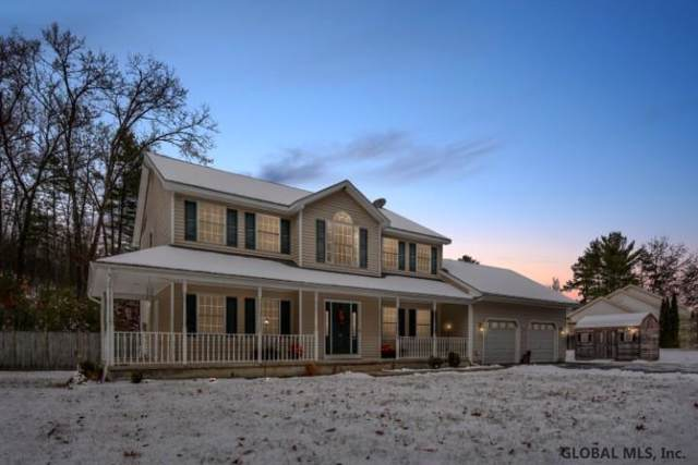 97 Round Pond Rd, Queensbury, NY 12804 (MLS #202010263) :: Picket Fence Properties