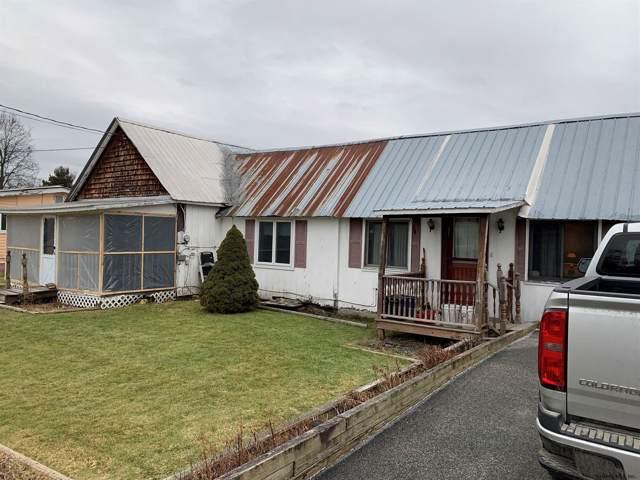 59 Park Ave Ext, Ticonderoga, NY 12883 (MLS #202010740) :: Picket Fence Properties