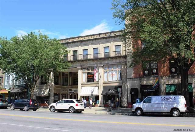 376 Broadway L5/L6, Saratoga Springs, NY 12866 (MLS #202010797) :: Picket Fence Properties