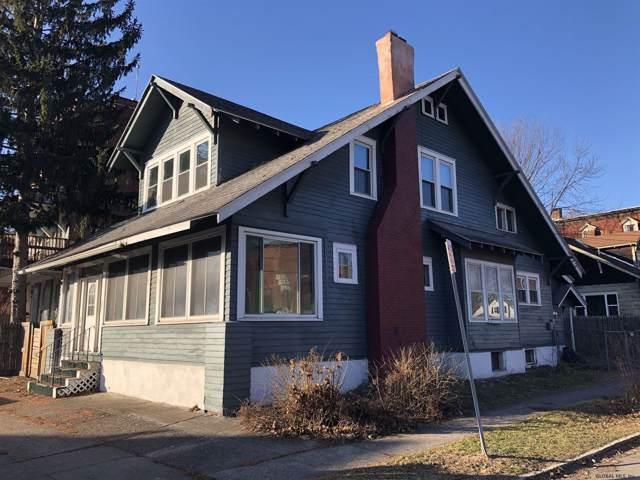 179 5TH AV, Troy, NY 12182 (MLS #202010995) :: Picket Fence Properties
