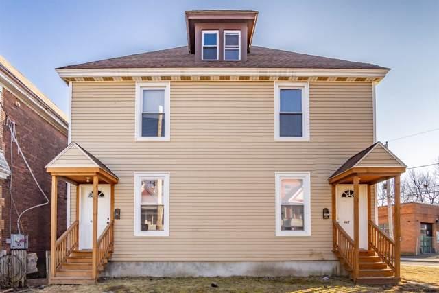 465 Hulett St, Schenectady, NY 12307 (MLS #202011039) :: Picket Fence Properties