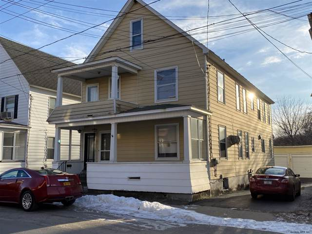 216 Division St, Amsterdam, NY 12010 (MLS #202011068) :: Picket Fence Properties