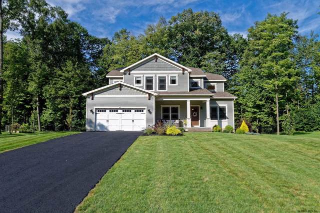 4 Dhara Ct, Ballston Lake, NY 12019 (MLS #202011178) :: Picket Fence Properties