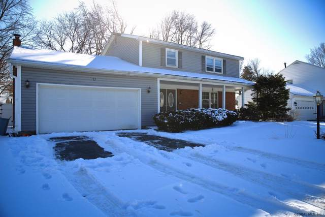 61 Delafield Dr, Albany, NY 12205 (MLS #202011271) :: Picket Fence Properties