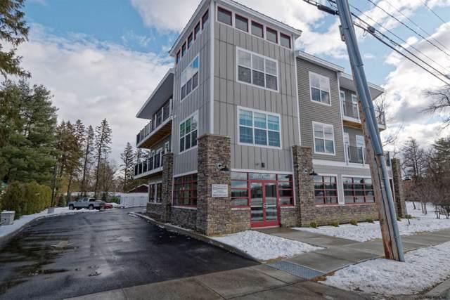 246 West Av #305, Saratoga Springs, NY 12866 (MLS #202011462) :: Picket Fence Properties