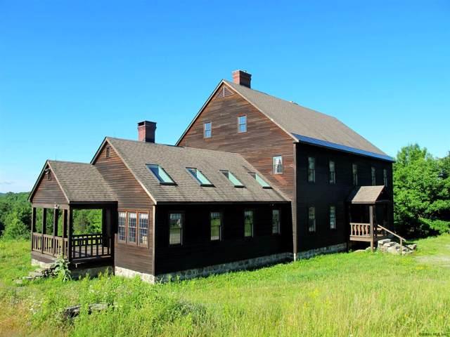 926 Hebron Rd, Rupert, VT 05768 (MLS #202011497) :: Picket Fence Properties