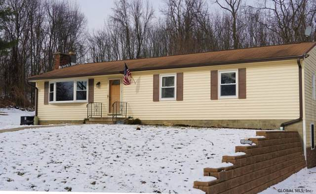 18 Lower Flat Rock Rd, Feura Bush, NY 12067 (MLS #202011513) :: Picket Fence Properties