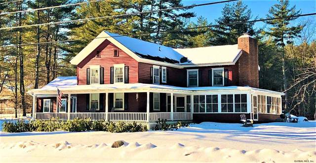 777 Route 9, Schroon Lake, NY 12870 (MLS #202012157) :: 518Realty.com Inc