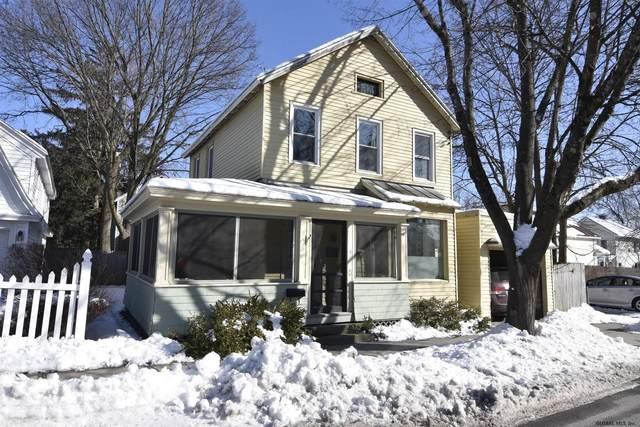 4 Van Rensselaer St, Saratoga Springs, NY 12866 (MLS #202013015) :: 518Realty.com Inc