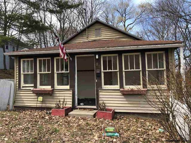 85 Lawrence St, Rensselaer, NY 12144 (MLS #202013488) :: 518Realty.com Inc