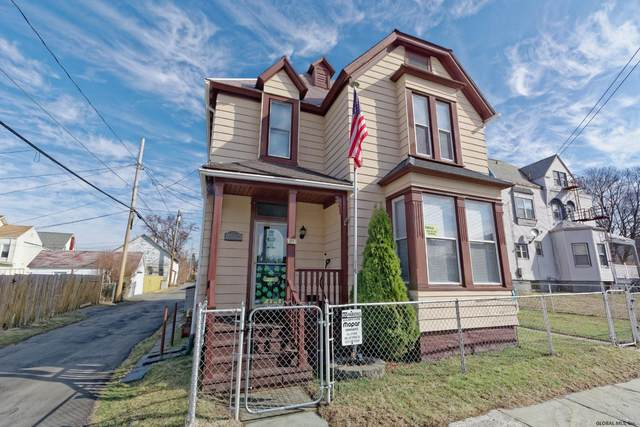 21 121ST ST, Troy, NY 12182 (MLS #202014504) :: 518Realty.com Inc