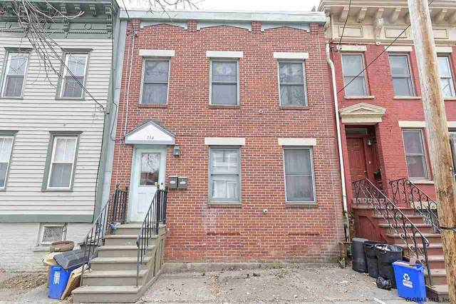 134 Jefferson St, Albany, NY 12210 (MLS #202015044) :: 518Realty.com Inc