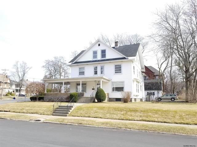 836 Plymouth Av, Schenectady, NY 12308 (MLS #202015087) :: The Shannon McCarthy Team | Keller Williams Capital District