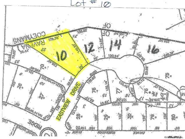 Lot #10 Eastview Dr, Ravena, NY 12143 (MLS #202015700) :: 518Realty.com Inc