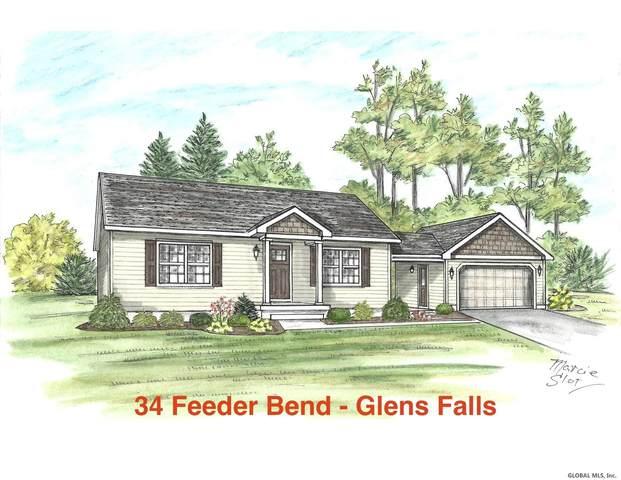 34 Feeder Bend, Glens Falls, NY 12801 (MLS #202015763) :: 518Realty.com Inc