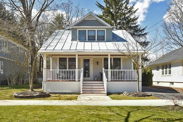 217 East Av, Saratoga Springs, NY 12866 (MLS #202015846) :: 518Realty.com Inc