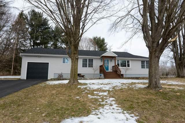 128 Coveville Rd, Schuylerville, NY 12871 (MLS #202015955) :: 518Realty.com Inc