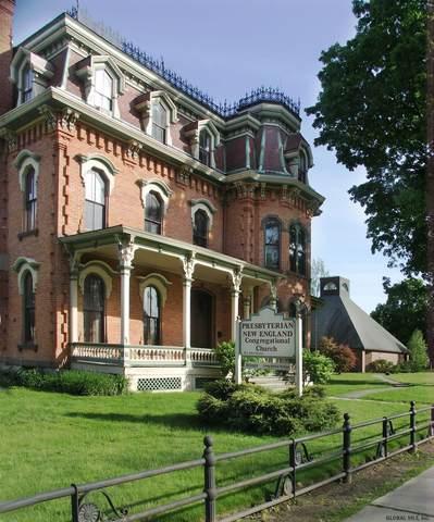 24 Circular St Nolan House, Saratoga Springs, NY 12866 (MLS #202018646) :: 518Realty.com Inc