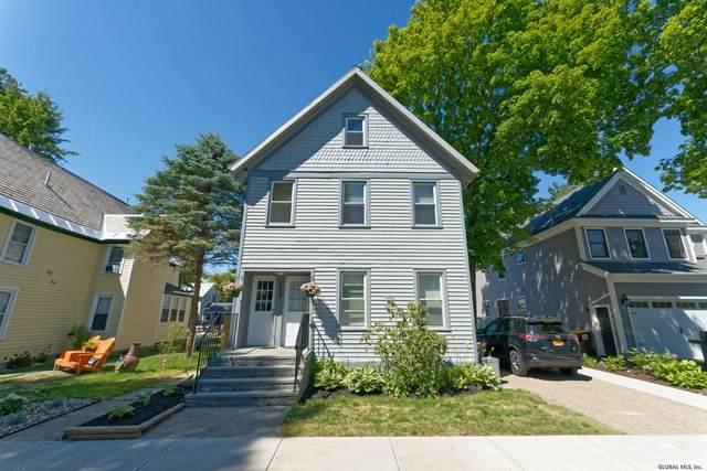 115 White St, Saratoga Springs, NY 12866 (MLS #202020379) :: 518Realty.com Inc