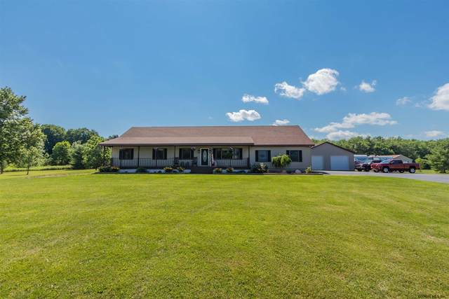 286 Morrow Rd, Amsterdam, NY 12010 (MLS #202021968) :: 518Realty.com Inc