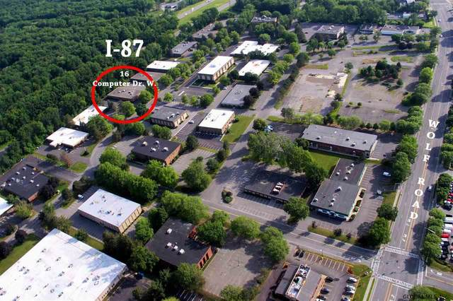 16 Computer Dr West Suite 101- 1,37, Colonie, NY 12205 (MLS #202024438) :: The Shannon McCarthy Team | Keller Williams Capital District