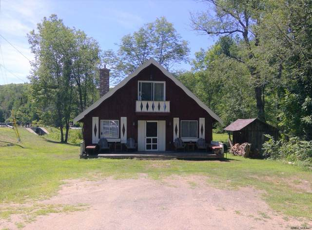 899 Peaceful Valley Rd, North Creek, NY 12853 (MLS #202025149) :: The Shannon McCarthy Team | Keller Williams Capital District