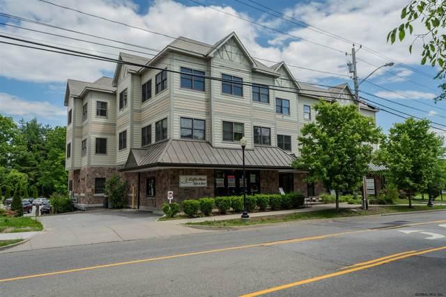 120 West Av Suite 201, Saratoga Springs, NY 12866 (MLS #202026280) :: 518Realty.com Inc